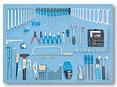 Набор инструмента механика 138 предметов